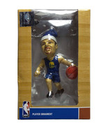 Forever Collectibles NBA Resin Player Elf Ornament: Warriors Klay Thomps... - $14.85