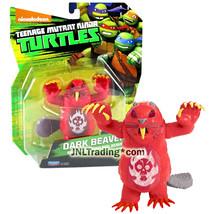 Year 2015 Teenage Mutant Ninja Turtles TMNT 4.5 Inch Tall Figure - DARK ... - $34.99