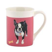 Department 56 Go Dog Boston Terrier Mug, 4.5 inch - $39.99