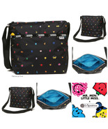 LeSportsac Mr. Men and Little Miss Happyland Small Cleo Crossbody Bag Fr... - $76.00