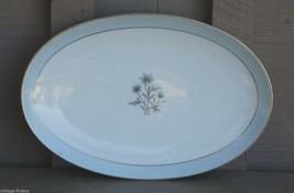 "Vintage Noritake China 12"" Oval Serving Platter Vanessa Pattern No 5541 ... - $24.74"