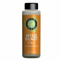 Supreme Growers Budcharge Blooming Supplement For Fruits Myco Blast 5oz ... - $58.71