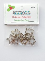 Shaker Embellishments by Buttons Galore. Choose Shapes image 4