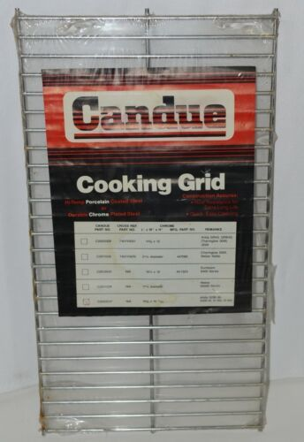 Candue C2002047 Replacement Cooking Grid Chrome Plated Steel