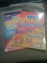 2 Stickers Books 2902 Stickers Way Cool & Motivational Teachers - $2.91