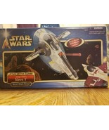 Star Wars - 2001 Jango Fett's Slave 1 from Attack of the Clones - $82.24