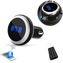 Car MP3 Player Bluetooth FM transmitter audio - £42.34 GBP