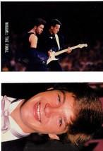 George Michael Jason Bateman teen magazine pinup clippings Tiger Beat Bop Wham