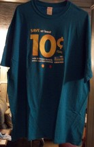 T-Shirts- Shell and SE Grocers Save 10 cents a gallon - $8.00
