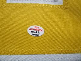 KRIS LETANG / AUTOGRAPHED PITTSBURGH PENGUINS CUSTOM HOCKEY JERSEY / COA    image 5