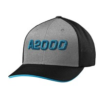 Wilson Sporting Goods A2000 Flexfit, Heather Grey/Black Adult Hat - $29.99