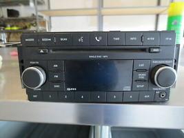 GRD821 Radio CD MP3 Tuner Receiver  2008 Jeep Wrangler 3.8 05064411AF - $48.00