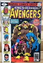 AVENGERS KING-SIZE ANNUAL #9 (1979) Marvel Comics VG/VG+ - $9.89