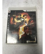Resident Evil 5 (Sony PlayStation 3, 2009) - PS3 - Complete - $7.91