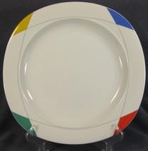 Christopher Stuart Montego Bay M2503 Chop Plate Serving Platter Multicol... - $21.95
