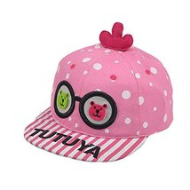 Cap Children Hats Boys Girls Summer Sun Hat Sun Hat Baby Hat Cap Baseball image 2