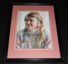 Mare Winningham Signed Framed 8x10 Photo St Elmo's Fire - $42.18