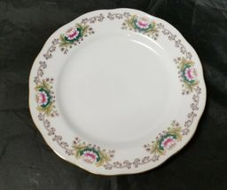 Chinese Fine Bone China Set of 32, 8 Each Soup Bowls, Cups, Saucers, Bread Plate image 6