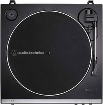 Audio Technica AT LP 60X Gunmetal Turntable Fully Automatic Stereo Record Player image 3