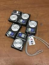 Lot Of 5 OEM Sony Cyber-Shot DSC-S2100 12.1MP Digital Camera - $83.23