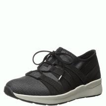 Easy Spirit Illuma Round Toe Canvas Walking Shoe Grey Size 6 - $49.99