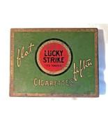 Vintage Lucky Strike Cigarette Tin - $15.99
