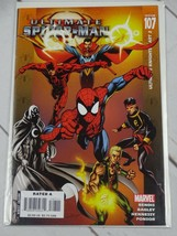 Ultimate Spider-Man #107 Marvel Comics Bagged and Boarded - C1824 - $1.99