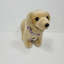 American Girl Doll Kailey Dog Sandy Golden Retriever Plush Poseable Lab ... - $22.76