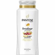 Pantene Breakage Defense Shampoo 25.4 oz (Pack of 4) - $24.74
