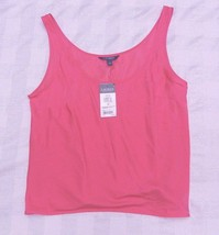 LAUREN RALPH LAUREN PINK WOMEN'S SZ XL SLEEVETOP TOP NWT $69.50 9023218354 - $16.99