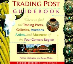The Trading Post Guidebook: Where to Find the Trading Posts, Galleries, ... - $2.31