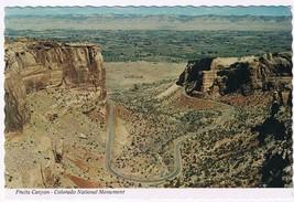 Colorado Postcard Fruita Canyon Colorado National Monument - $2.25