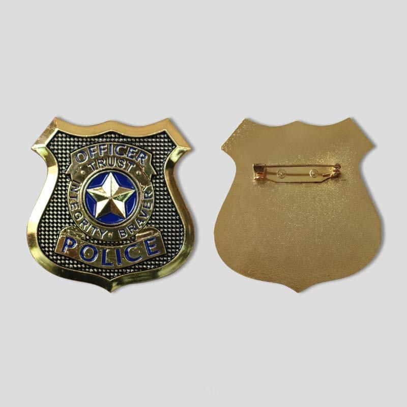 Primary image for Zootopia Bunny Rabbit Judy Hopps Quality alloy Metal Police Badge Cosplay Props