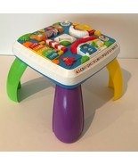Fisher Price Laugh And Learn Around The Town Baby Learning Activity Cent... - $19.99