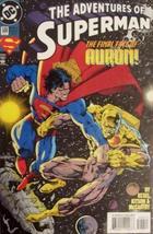 The Adventures of Superman #509 (February 1994) [Comic] [Jan 01, 1994] D... - $4.89