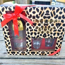 Juicy Couture Gold Cocktail Shaker & Shot Glasses Set - Limited Edition ... - $75.00