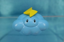 Bandai Super Mario Gashapon 3D Figure Magnet Thunder Cloud - $19.99