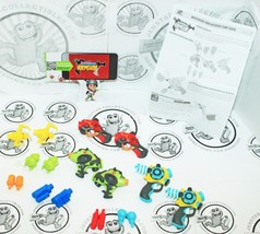 "18 LOT - MYSTERIOUS RAYGUN MINI 1""-3"" ACTION TOY GUN ACCESSORIES APPGEAR... - $4.64"