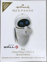 Hallmark 2012 WALL-E Eve Limited Edition Ornament Disney Pixar - Special... - $39.95