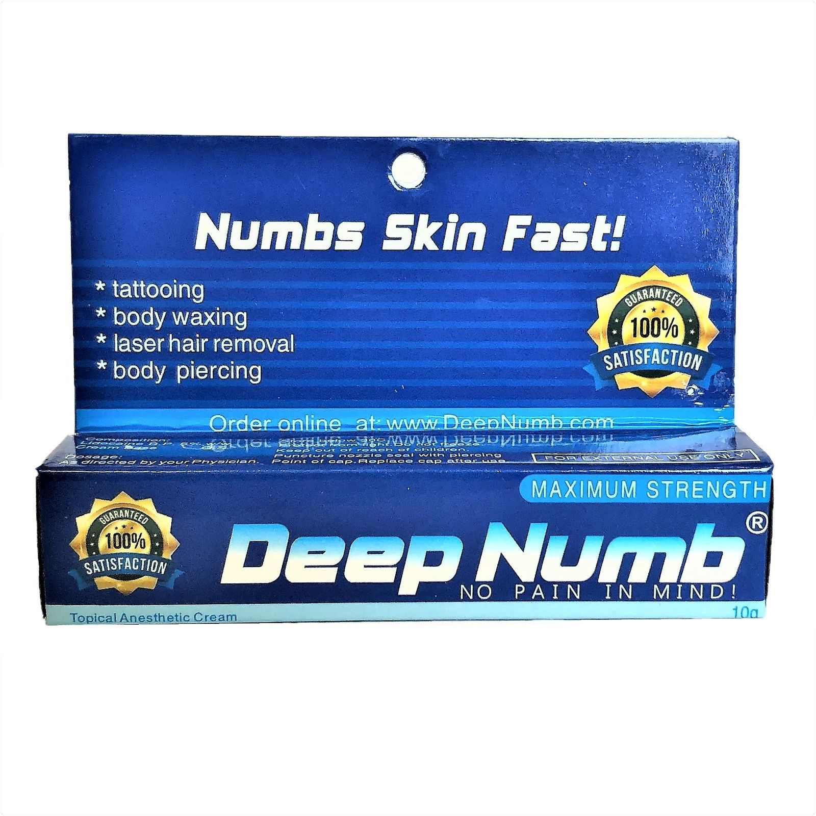 Deep Numb Cream: 9 customer reviews and 9 listings