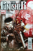 MARVEL Comics: The Punisher No. 13, Sept.  2012 - $1.95