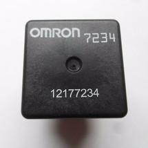 Gm Oem Omron Relay 12177234 Free Shipping 1 Year Warranty! GM4 - $7.85