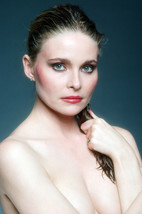 Priscilla Barnes Stunning Topless Pose Wet Hair Arms Over Breast 24x18 P... - $23.99