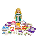 Princess Elise Magnetic Dress-Up Set - $13.00
