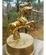 enchanted unicorn music box - $89.10