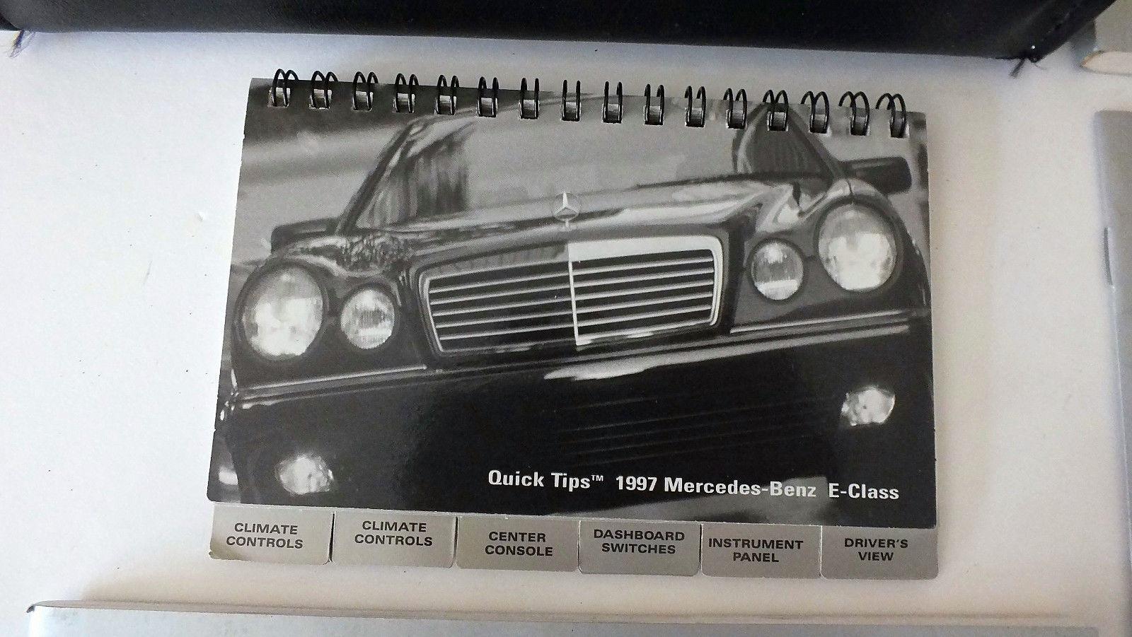 1997 mercedes benz e300 diesel e320 e420 and similar items rh bonanza com 1997 Mercedes-Benz C220 1997 mercedes benz e420 owners manual pdf