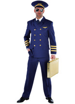 "Deluxe Pilots  Uniform inc Cap , 38-48"" Chest  - $75.64"