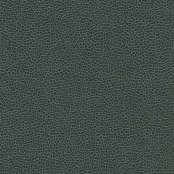 Ultrafabrics Promessa Battleship Gray Faux Leather Upholstery Fabric 9.125 yd RS