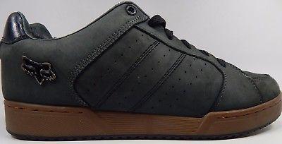 Fox Racing Flex Fit Men's Shoes Size US 13 M (D) EU 47.5 Gray RN # 97275