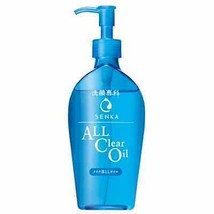 SHISEIDO SENKA All Clear Oil Makeup Remover 230ml NEW - $20.96